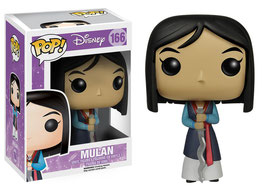 FIGURA POP! MULAN