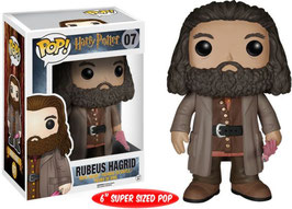 FIGURA POP! HARRY POTTER (RUBEUS HAGRID) nº07