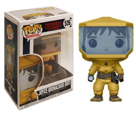 FIGURA POP! STRANGER THINGS (JOYCE BIOHAZARD SUIT)