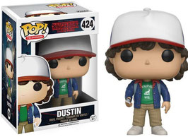 FIGURA POP! STRANGER THINGS (DUSTIN) nº424