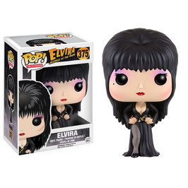 FIGURA POP! ELVIRA MISSTRESES OF THE DARK (ELVIRA) nº375