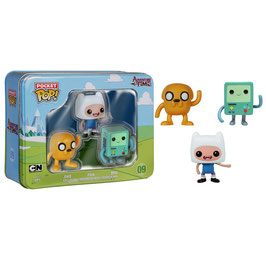 POCKET POP! HORA DE AVENTURAS (PACK 3)