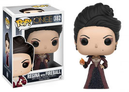 FIGURA POP! ÉRASE UNA VEZ (REGINA WITH FIREBALL) nº382