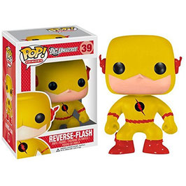 FIGURA POP! DC COMICS (REVERSE FLASH) nº39