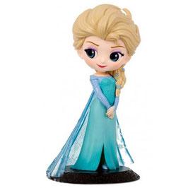 Figura Q-Posket Disney Frozen (Elsa) 14cm
