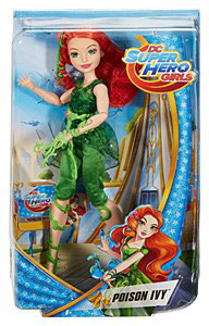 MUÑECA DC SUPER HERO GIRLS BLISTER (POISON IVY)