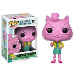 FIGURA POP! BOJACK HORSEMAN (PRINCESS CAROLYN) nº231