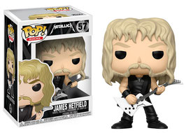 FIGURA POP! METALLICA (JAMES HETFIELD)