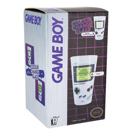 VASO NINTENDO GAME BOY QUE CAMBIA LOS COLORES SUPER MARIO LAND