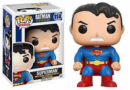 FIGURA POP! BATMAN THE DARK KIGHT RETURNS (SUPERMAN)