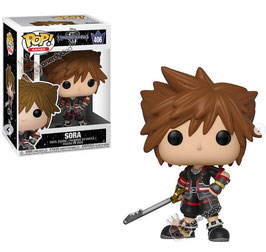 FIGURA POP! KINGDOM HEARTS III (SORA)