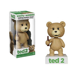 FIGURA WACKY WOBBLER TED2