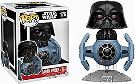 FIGURA POP! STAR WARS (DARTH VADER WITH TIE FIGHTER) nº176