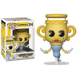 FIGURA POP! CUPHEAD (LEGENDARY GHOST)