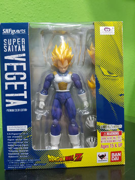 SHFIGUARTS DRAGON BALL Z (VEGETA SUPER SAIYAN)