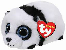 PELUCHE TY TEENY OSO PANDA (BABOO)