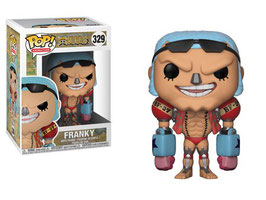 FIGURA POP! ONE PIECE (FRANKY)