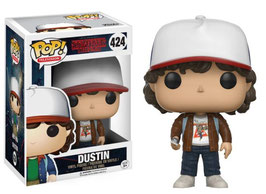 FIGURA POP! STRANGER THINGS (DUSTIN CAMISETA) nº424