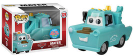 FIGURA POP! CARS (MATER MINT DECO)
