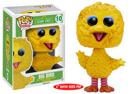 FIGURA POP! BARRIO SESAMO (BIG BIRD) nº10