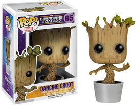 FIGURA POP! GUARDIANS OF THE GALAXY (DANCING GROOT) nº65