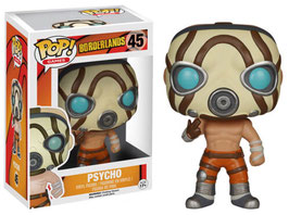 FIGURA POP! BORDERLANDS (PSYCHO) Nº45