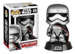 FIGURA POP! STAR WARS (CAPTAIN PHASMA)