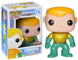FIGURA POP! DC COMICS (AQUAMAN THE NEW 52) nº16
