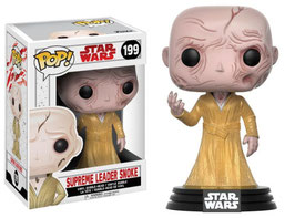 FIGURA POP! STAR WARS EPISODE VIII (SUPREME LEADER SNOKE)