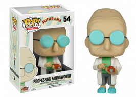 FIGURA POP! FUTURAMA (PROFESSOR FRANSWORTH) nº54