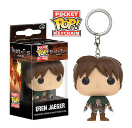 LLAVERO POCKET POP! ATTACK ON TITAN (EREN JAEGER)