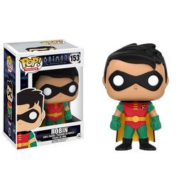 FIGURA POP! BATMAN THE ANIMATED SERIES (ROBIN) nº153
