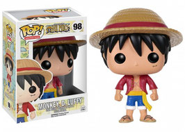 FIGURA POP! ONE PIECE (MONKEY D. LUFFY)