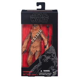 STAR WARS THE BLACK SERIES - CHEWBACCA 05