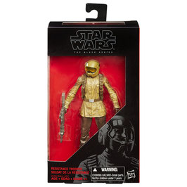 STAR WARS THE BLACK SERIES - SOLDADO DE LA REISTENCIA 10