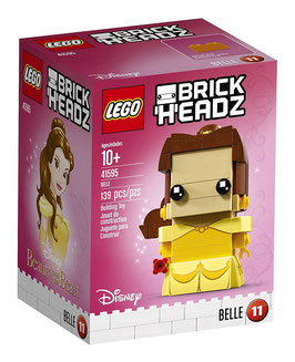 LEGO BRICK HEADZ BELLE/BELLA 41595
