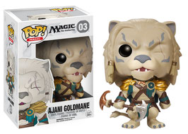 FIGURA POP! MAGIC THE GATHERING (AJANI GOLDMANE)