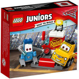 LEGO JUNIORS CARS 3 10732