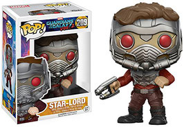 FIGURA POP! GUARDIANES DE LA GALAXIA VOL.2 (STAR-LORD MASKED) nº209