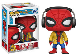 FIGURA POP! SPIDER-MAN HOMECOMING (SPIDER-MAN HEADPHONES)
