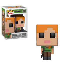 FIGURA POP! MINECRAFT (ALEX)