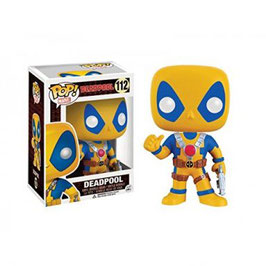FIGURA POP! DEADPOOL (YELLOW CUSTOM) AMARILLO