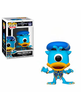 FIGURA POP! KINGDOM HEARTS III (DONALD MONSTER'S INC)
