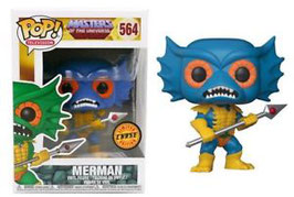 FIGURA POP! MASTERS OF THE UNIVERSE (MER-MAN CHASE)