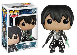 FIGURA POP! SWORD ART ONLINE (KIRITO)