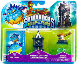 SKYLANDER SWAP FORCE (TOWER OF TIME ADVENTURE PACK)