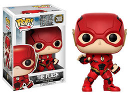 FIGURA POP! JUSTICE LEAGUE (THE FLASH) Nº208