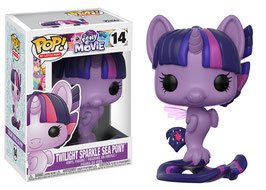 FIGURA POP! MY LITTLE PONY (TWILIGHT SPARKLE SEA PONY)