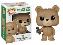 FIGURA POP! TED 2 (TED WITH REMOTE)