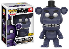 FIGURA POP! FIVE NIGHTS AT FREDDY'S (SHADOW FREDDY)